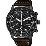 watch chronograph man Citizen Aviator CA0695-17E