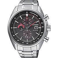 watch chronograph man Citizen CA0590-58E