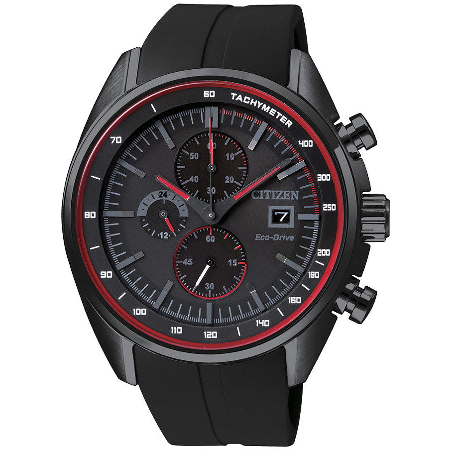 watch chronograph man Citizen CA0595-03F