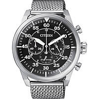 watch chronograph man Citizen CA4210-59E