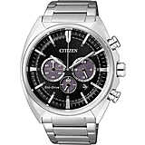 watch chronograph man Citizen CA4280-53E