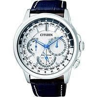 watch chronograph man Citizen Calendrier BU2020-11A