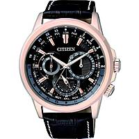 watch chronograph man Citizen Calendrier BU2023-12E