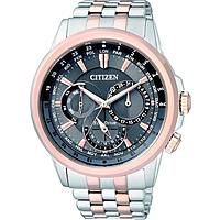watch chronograph man Citizen Calendrier BU2026-65H