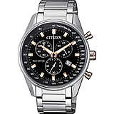 watch chronograph man Citizen Chrono AT2396-86E
