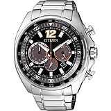 watch chronograph man Citizen Chrono Racing CA4198-87E