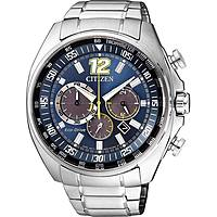 watch chronograph man Citizen Chrono Racing CA4198-87L