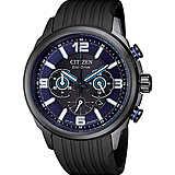 watch chronograph man Citizen Chrono Racing CA4385-12E