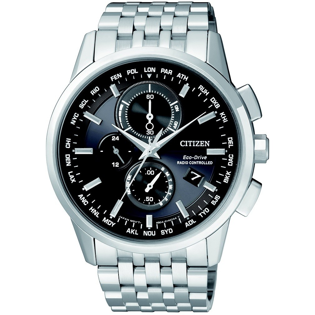 Watch Chronograph Man Citizen Eco Drive At8110 61e Chronographs Citizen