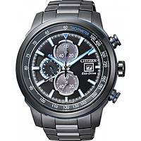 watch chronograph man Citizen Eco-Drive CA0576-59E