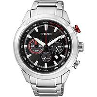 watch chronograph man Citizen Eco-Drive CA4110-53F