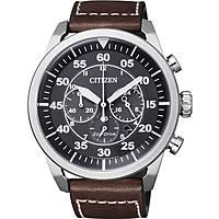 watch chronograph man Citizen Eco-Drive CA4210-16E