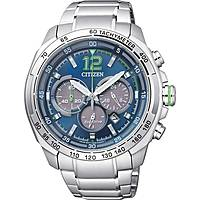 watch chronograph man Citizen Eco-Drive CA4230-51L