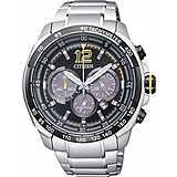 watch chronograph man Citizen Eco-Drive CA4234-51E