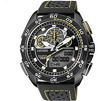 watch chronograph man Citizen Eco-Drive JW0125-00E