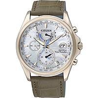watch chronograph man Citizen FC0016-08D