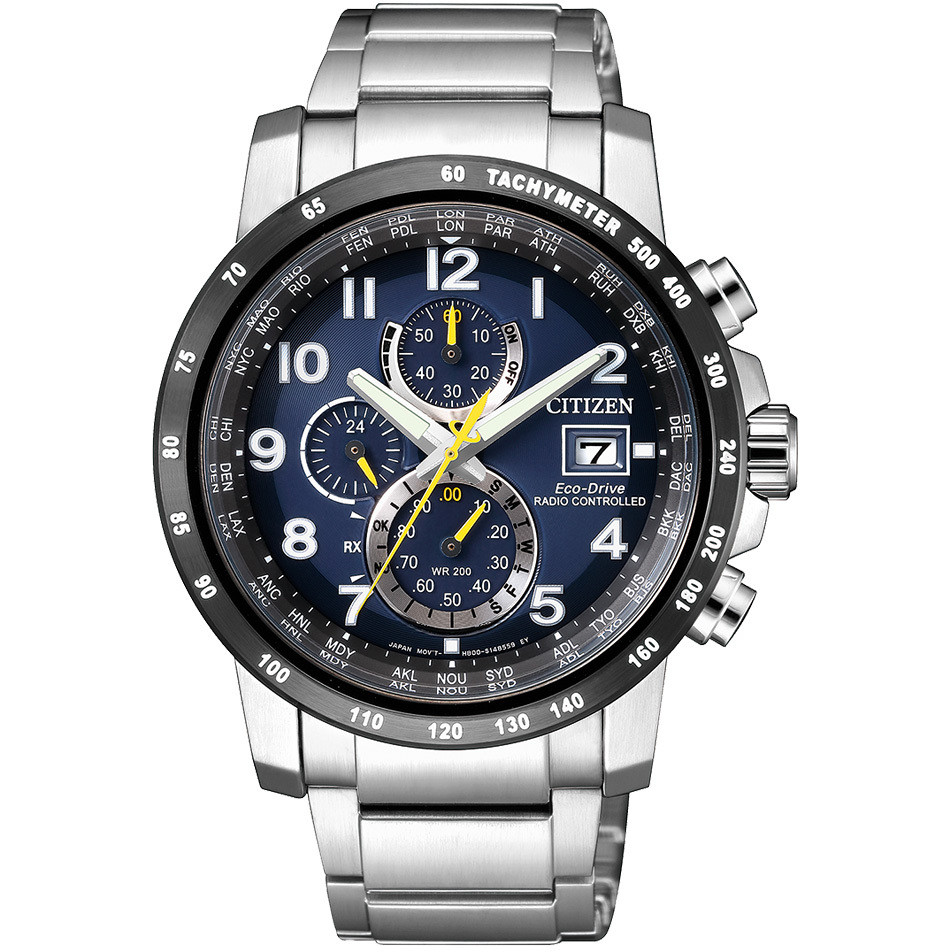 watch chronograph man Citizen H800 Sport AT8124-91L