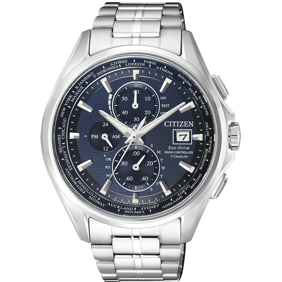 fb6c6959675 watch chronograph man Citizen H800 Sport AT8130-56L chronographs Citizen