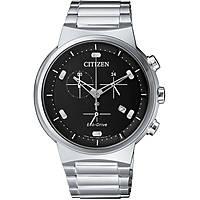 watch chronograph man Citizen Modern AT2400-81E
