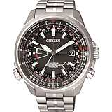 watch chronograph man Citizen Pilot CB0140-58E