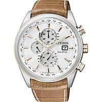 watch chronograph man Citizen Radio Controllati AT8017-08A