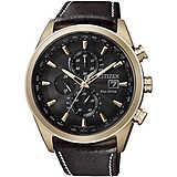 watch chronograph man Citizen Radio Controllati AT8019-02W