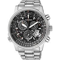 watch chronograph man Citizen Radio Controllati BY0081-54E
