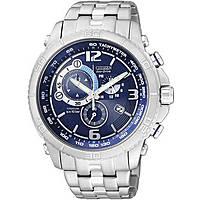 watch chronograph man Citizen Super Titanio AT0770-58M