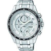 watch chronograph man Citizen Super Titanio CA0340-55A