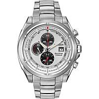 watch chronograph man Citizen Super Titanio CA0550-52A