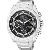 watch chronograph man Citizen Super Titanio CA0550-52E