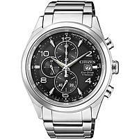 watch chronograph man Citizen Super Titanio CA0650-82E