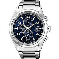 watch chronograph man Citizen Super Titanio CA0650-82L