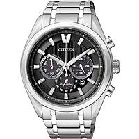 watch chronograph man Citizen Super Titanio CA4010-58E