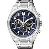 watch chronograph man Citizen Super Titanio CA4010-58L