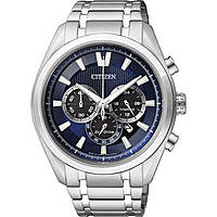 watch chronograph man Citizen Super Titanio CA4010-58L