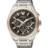 watch chronograph man Citizen Super Titanio CA4014-57E