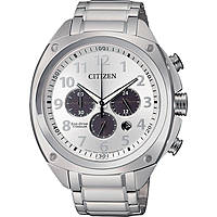 watch chronograph man Citizen Super Titanio CA4310-54A