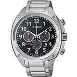 watch chronograph man Citizen Super Titanio CA4310-54E