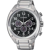 watch chronograph man Citizen Super Titanio CA4310-54E