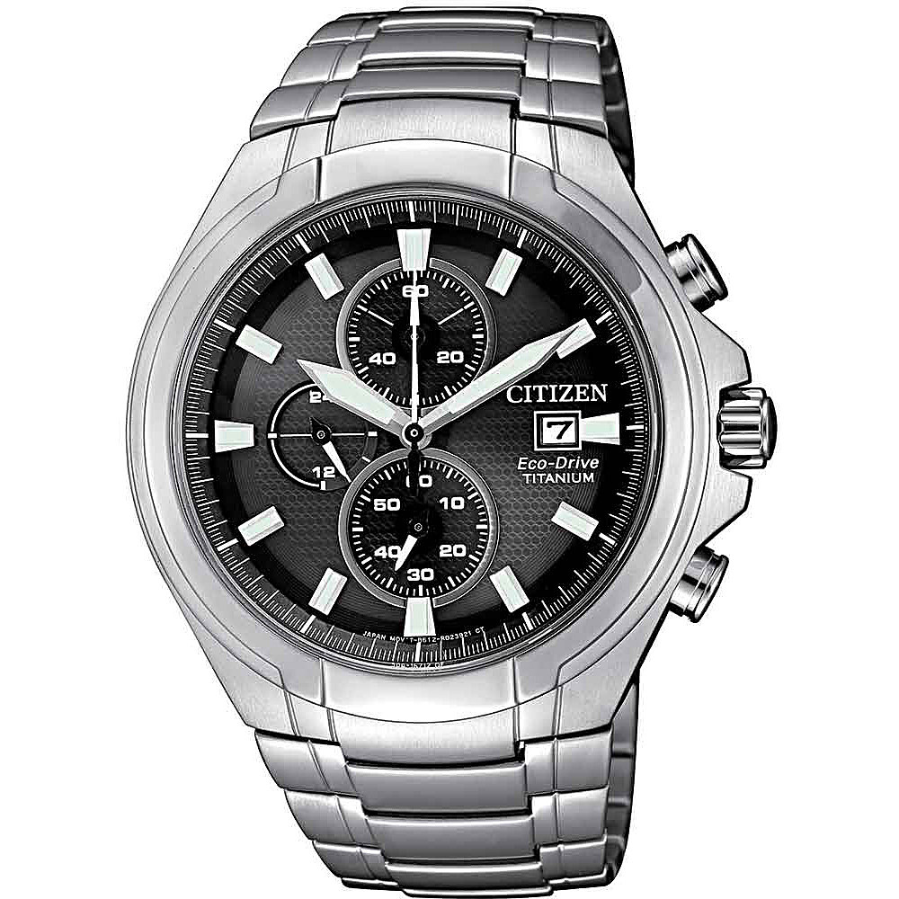 Watch Chronograph Man Citizen Supertitanio Ca0700 86e Chronographs Ca4285 50h