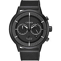 watch chronograph man Citizen Supertitanio CA4405-17H