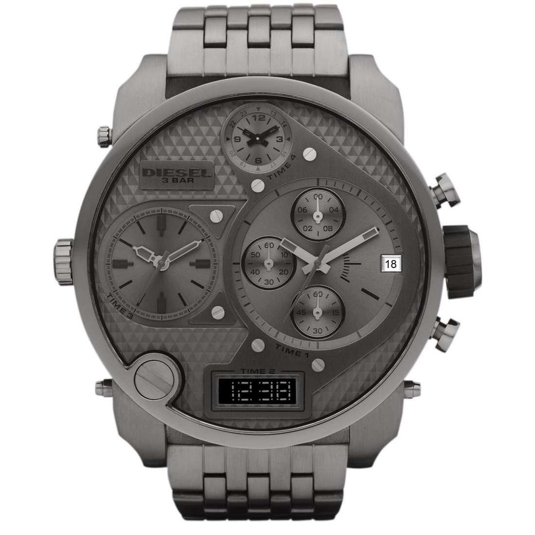 watch chronograph man Diesel DZ7247
