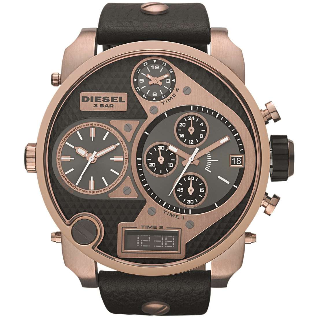 watch chronograph man Diesel DZ7261