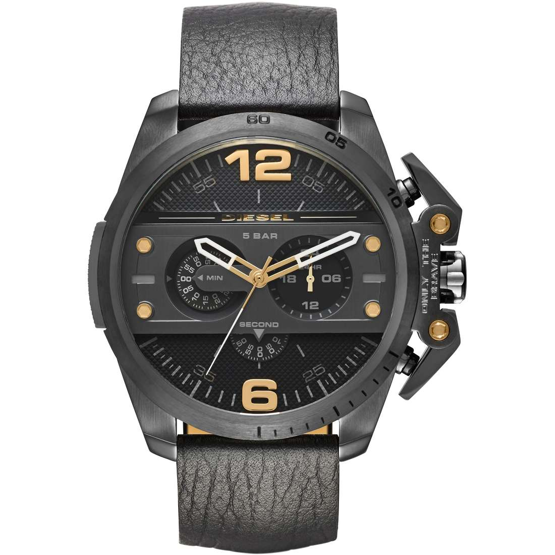 watch chronograph man Diesel Ironside DZ4386