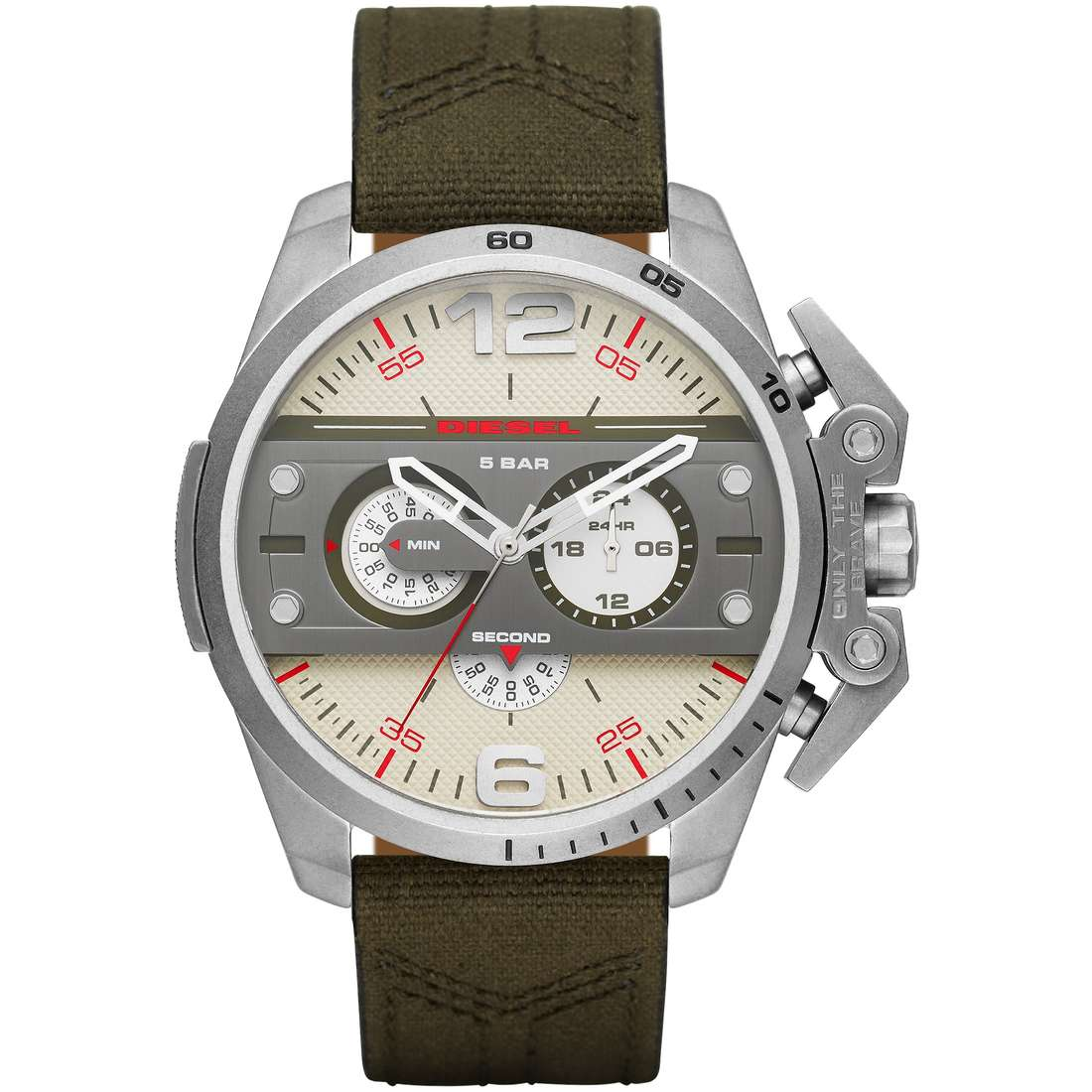 watch chronograph man Diesel Ironside DZ4389