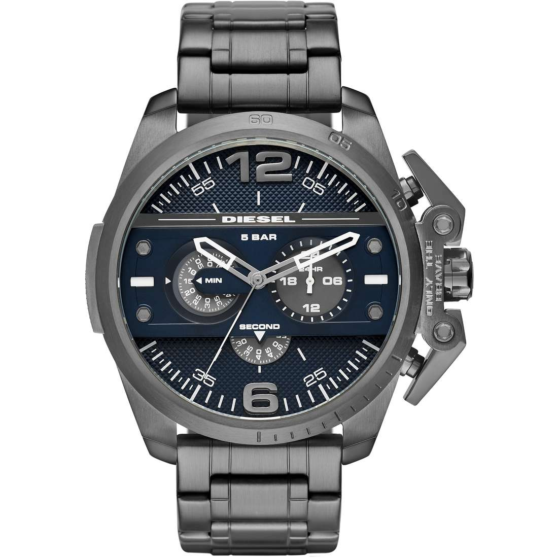 watch chronograph man Diesel Ironside DZ4398