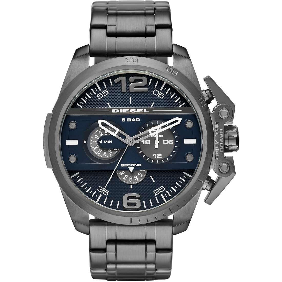 watch chronograph man Diesel Ironside DZ4398