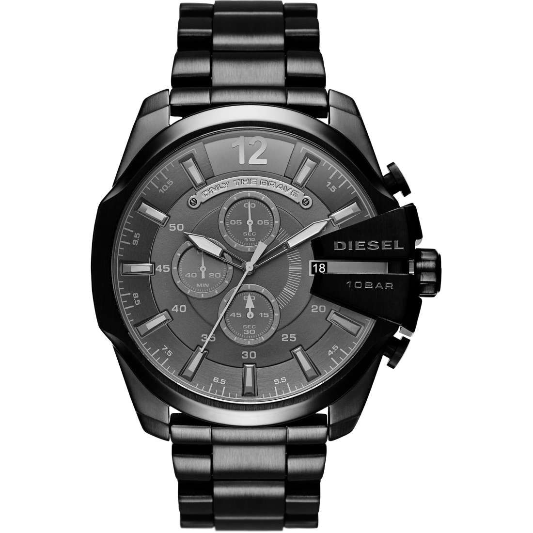 watch chronograph man Diesel Mega Chief DZ4355