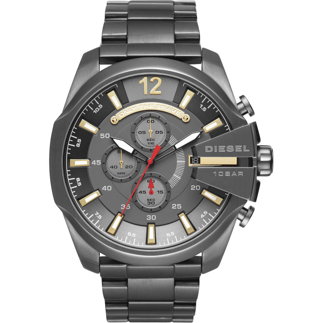 watch chronograph man Diesel Mega Chief DZ4421